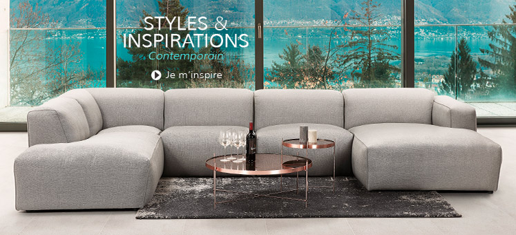 Styles contemporains - Alterego Design France