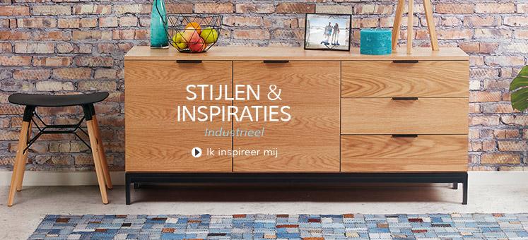 Industrieel stijl - Alterego Design België