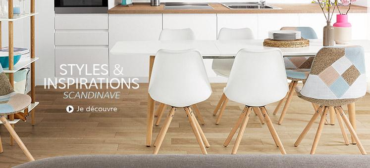 Meubles scandinaves - Alterego Design France