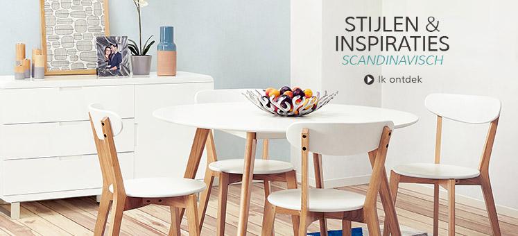 Scandinavische stijlen en inspiraties - Alterego Design België