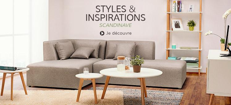 Styles scandinaves - Alterego Design Belgique