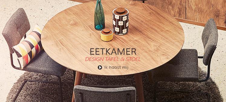 Tafel and stoel - Alterego Design Belgique