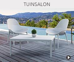 Design tuinsalon - Alterego meubels