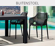 Design tuinstoel - Alterego meubels