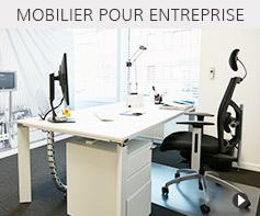 Mobilier professionnel - Meuble Alterego pour bureau pro