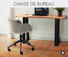 Chaise de bureau design - Meubles tendances Alterego