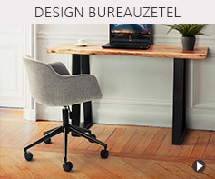 Design bureaustoel - Alterego meubels