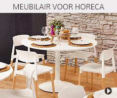Professioneel meubelen - Alterego meubilair voor horecasector