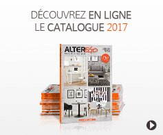 Catalogue 2017 - Alterego Design France