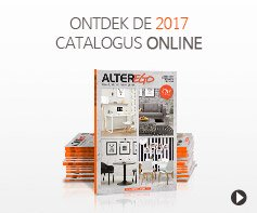 2017 catalogus - Alterego Design Nederland