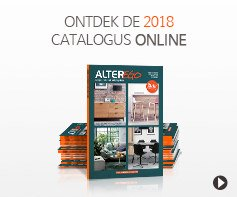 2018 Catalogus - Alterego Design Belgïe