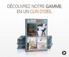 Catalogue 2019 - Alterego Design France