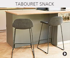 Tabourets snack - Meubles tendances Alterego Design