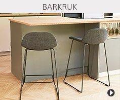 Halfhoge krukken - Alterego Design meubels