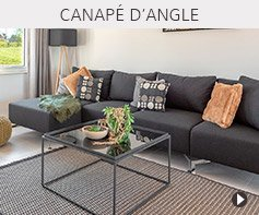 Canapés d'angle - Meubles tendances Alterego Design