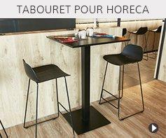 Tabourets design pour restaurant et café - Meubles Alterego pour l'HoReCa