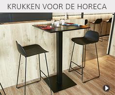 Krukken voor restaurant en café - Alterego meubilair voor horecasector