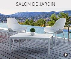 Salon de jardin design - Meubles tendances Alterego