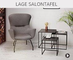Design lage tafels - Alterego meubels