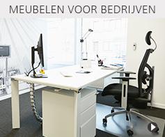 Professioneel kantoor - Alterego meubilair voor bedrijven