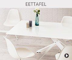Design eettafel - Alterego meubels