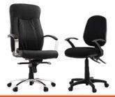 Chaise et fauteuil de bureau - Alterego Design