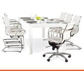 Vergadertafel en stoel - Alterego Design