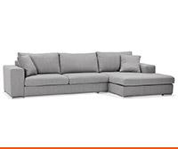 Canape d'angle - Alterego Design