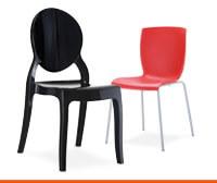 Eenvoudige stoel - Alterego Design
