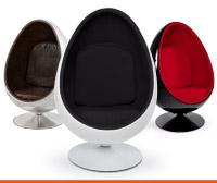Fauteuil oeuf - Alterego Design