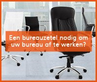 Design bureaustoel - Alterego Design