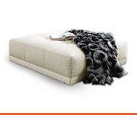 Pouf de canape - Alterego Design