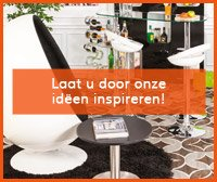 Decoratieideeen voor fauteuil - Alterego Design