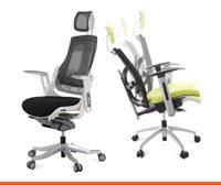 Fauteuil de bureau ergonomique - Alterego Design