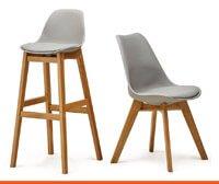 Stoelen, fauteuils en krukken voor de HORECA - Alterego Design