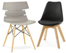 Chaise scandinave et nordique - Alterego Design