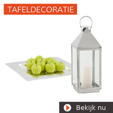 Tafeldecoratie - Alterego Design
