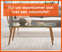 Lage salontafel - Alterego Design