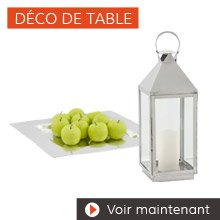Décoration de table - Alterego Design