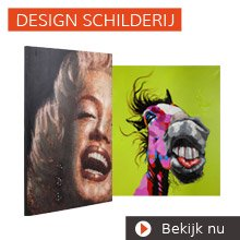 Design schilderij - Alterego Design