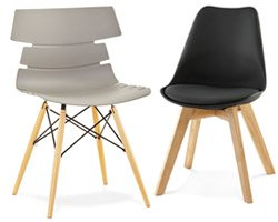 Chaise scandinave Alterego Design