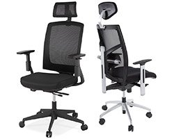 Fauteuil de bureau ergonomique Alterego Design