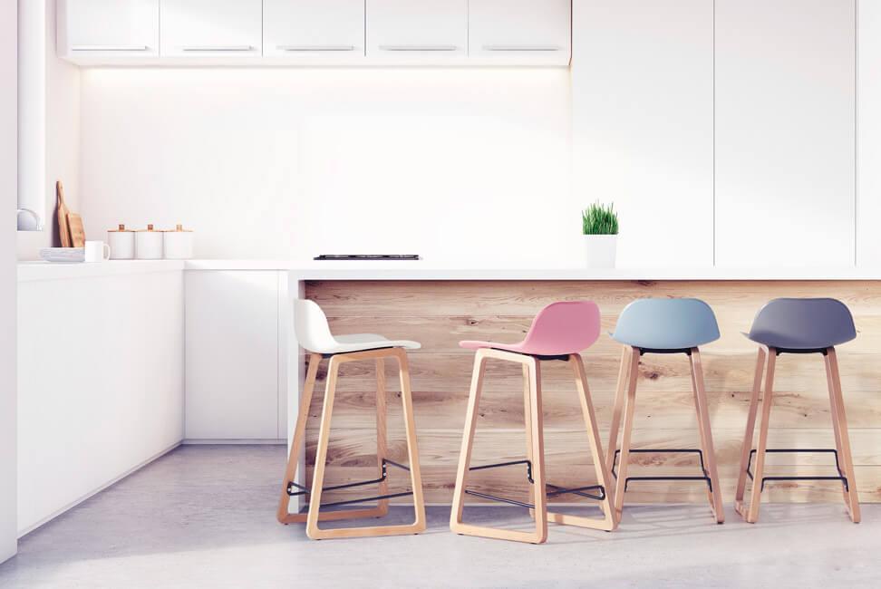 Meuble cuisine mobilier de cuisine alterego france - Mobilier cuisine design ...