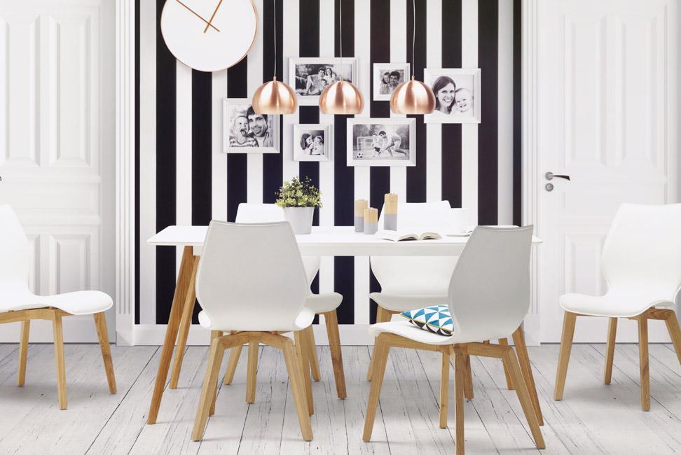 Meuble salle manger mobilier salle manger alterego france - Deco eetkamer modern ...