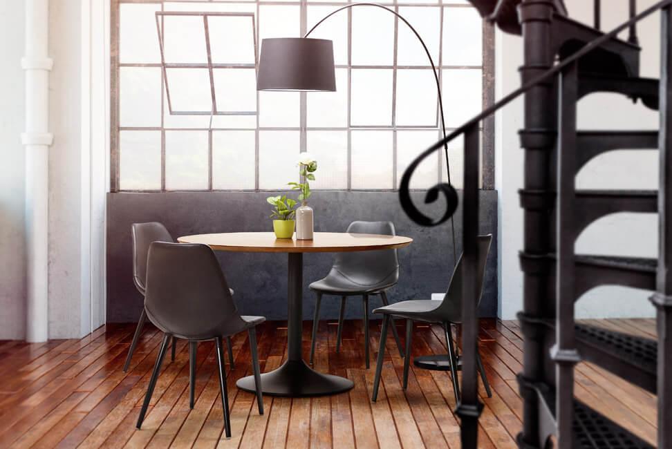 meuble salle manger mobilier salle manger alterego. Black Bedroom Furniture Sets. Home Design Ideas