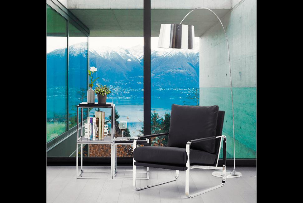 Style industriel   comment décorer sa maison avec des meubles en métal   419142a83c5d