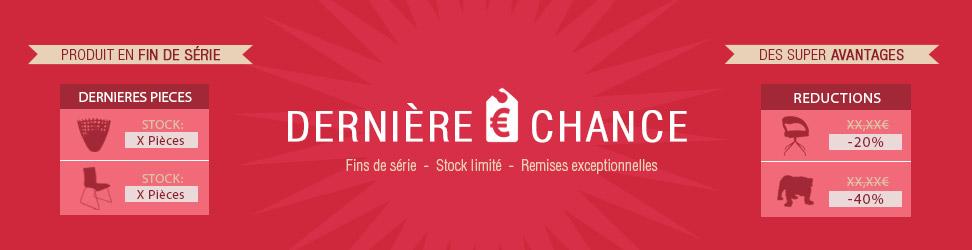Déstockage Alterego Design - Remises sur meubles en fin de série !