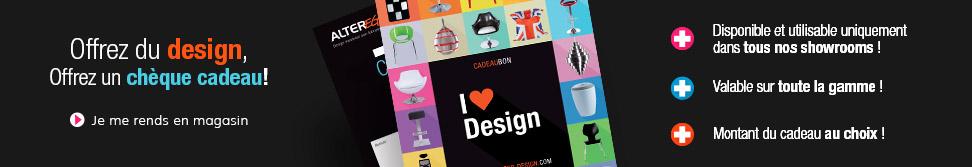 Offrez un chèque cadeau Alterego Design