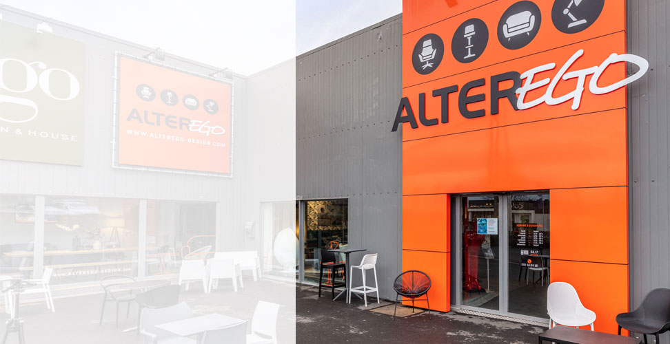 Alterego Design meublewinkel in Namen - Erpent