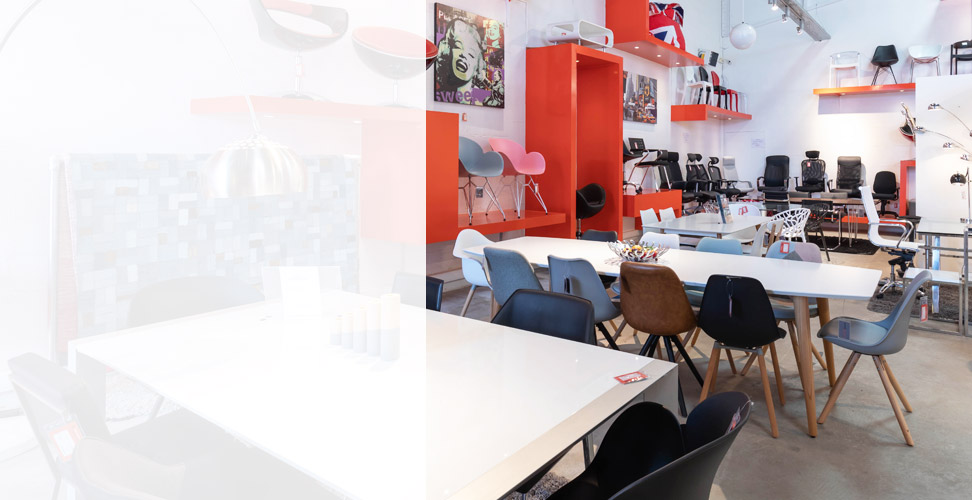Meubelwinkel Alterego Design te Paris-Ouest - Coignieres